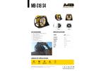 MB Crusher MB-S18 S4 Screening Bucket - Brochure