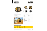 MB Crusher MB-S23 Screening Bucket - Brochure