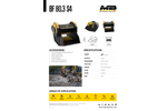 MB Crusher BF80.3 S4 - Crusher Bucket - Brochure