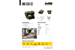 MB Crusher MB-C50 S2 Crusher Bucket - Brochure