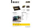 MB Crusher MB-L160 S2 Crusher Bucket - Brochure
