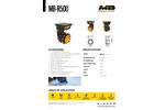 MB Crusher MB-R500 Smallest Cutter Head - Brochure