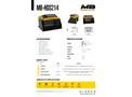 MB Crusher MB-HDS214 Shafts Screener - Brochure