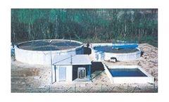 Biological Sewage Treatment Plants