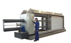 Model OMF - Aggregates Treatment Filter Presses