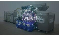Water Energy - Skimmerflot plants - Video