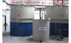 Water Energy - Model FQC Series - Filtering Systems
