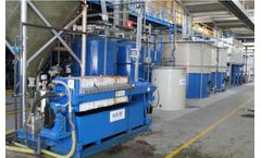 Water Energy - Chemical Physical Plants