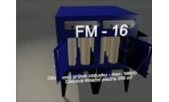 Large Filtration Systems FMV - Industrial Air Filtration Video