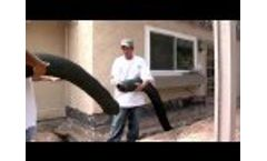 French Drain Installation for the Professional: NDS Ezflow - Video