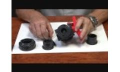 Series BLP - Manual PVC Ball Valve Video