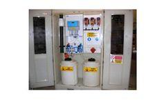 Model DSD Series - Multipoint Chlorine Dioxide Generators