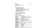 Amcrest - Model 2K 3MP - Wireless Outdoor Security Camera Brochure