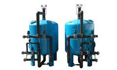 Manganese - Zeolite Filters