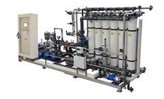 Tecnocom - Ultrafiltration System
