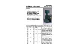 Model M4L Low Pressure Liquid End Brochure
