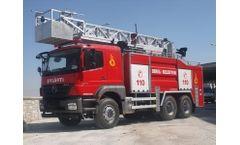 Guvenc - Fire Fighting Truck