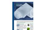 ECOflo - Recycled Fibres Liquid Filter Bag Brochure
