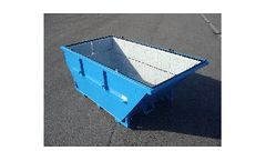 Skip Containers for Dewatering