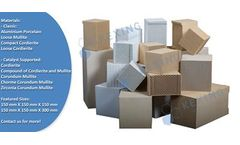Kexing - Ceramic Honeycomb Heat Storage Media, Chemical Packing - Introduction to Kexing