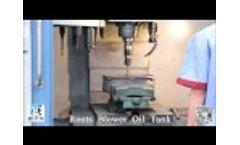 Shandong Huadong Blower Co Ltd Workshop Video