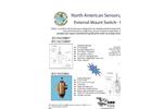 Model BLG-150/25SSS - Bilge Level Switche Brochure