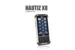 Handheld - Model Nautiz X8 - Data Sheet