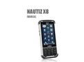 Handheld - Model Nautiz X8 - Manual