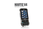 Nautiz X4 - Rugged Handheld Barcode Scanner for Tough Conditions- DataSheet