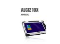 Algiz 10X - Rrugged Tablet PC - Manual