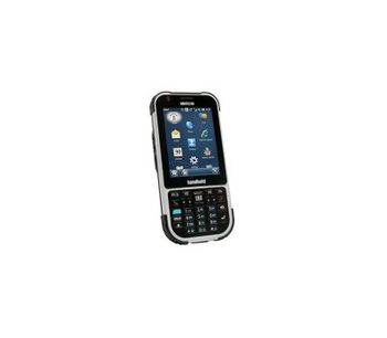 Nautiz - Model X4 - Rugged Barcode Scanner and Rugged Handheld Combination Phone