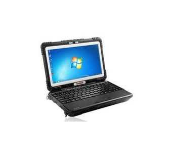 Algiz XRW - Rugged Notebook Computer for Outdoor Conditions