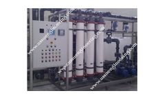 Ultrafiltration Modules System