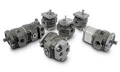 oilpower - Hydraulic Gear Pumps