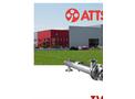 ATTSU - Model IVL - Heat Exchanger - Brochure