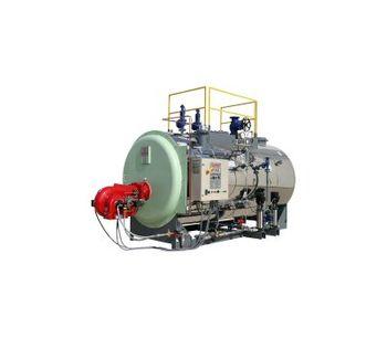 ATTSU - Model RL Series - Industrial Steam Boilers