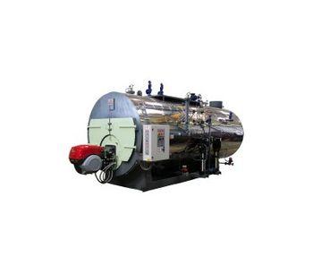 ATTSU - Model HH Series - Industrial Steam Boilers