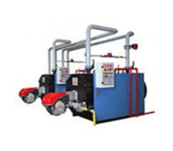 ATTSU - Model S - Biogas - Horizontal Hot Water Boiler
