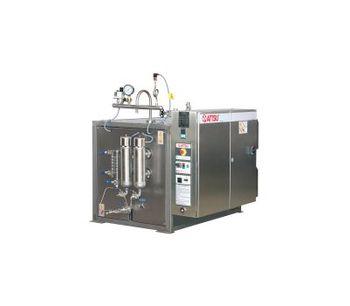 ATTSU - Model GE INOX - Industrial Steam Boilers