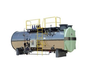 ATTSU - Model BV - Industrial Steam Boilers