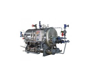 ATTSU - Model VL - INOX - Industrial Steam Boilers