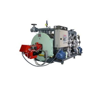 ATTSU - Model FT  - Horizontal Thermal Fluid Boilers