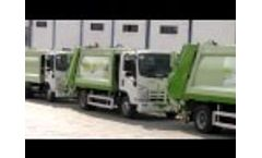 AYALKA / governmental major project/600 QTY GARBAGE TRUCK