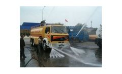 Water Tanker and Water Tanker Trailer