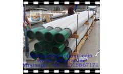 FY-XL - Model 03 - Pipe based screen for water well