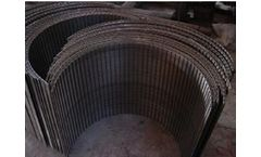 FY-XL - Model 024 - Sieve bend for Starch Processing