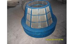 FY-XL - Model 037 - Drum Screen Baskets