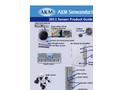 AKM - Sensor Product Guide Brochure
