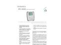 Aeroflex - Model IFR 4000 - Navigation Communications Ramp Test Set Datasheet