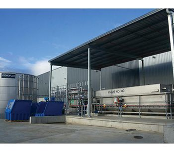 Industrial - Water and Wastewater - Water Treatment-2
